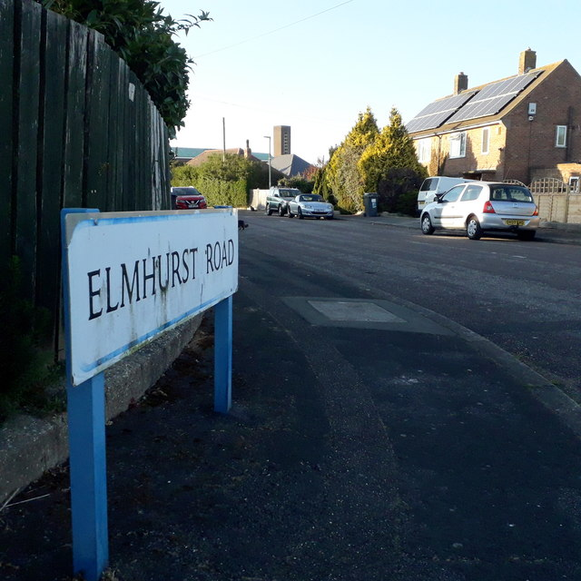 West Howe: Elmhurst Road