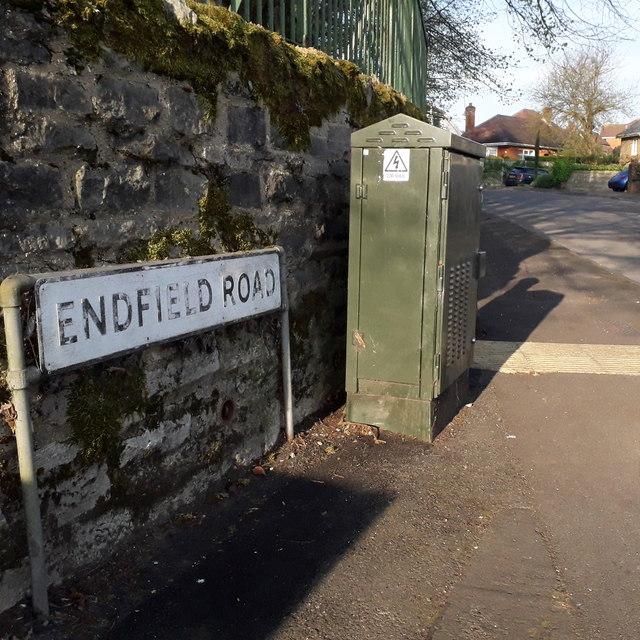 Moordown: Endfield Road