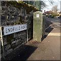 SZ0994 : Moordown: Endfield Road by Chris Downer