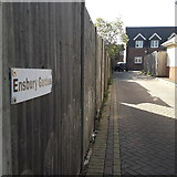 SZ0794 : Ensbury Park: Ensbury Gardens by Chris Downer