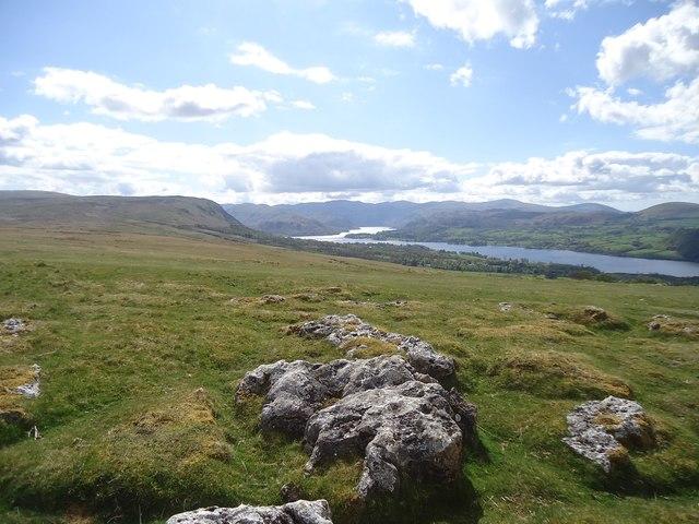 Ullswater, from Heughscar Hill