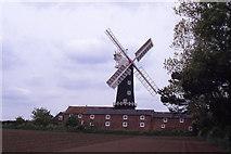 TA0233 : Skidby Windmill by Colin Park