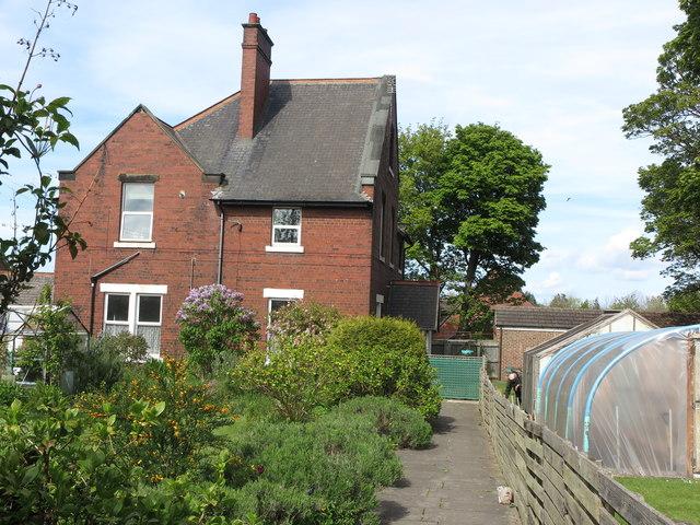 Newsteads Farmhouse, Earsdon Road, West Monkseaton