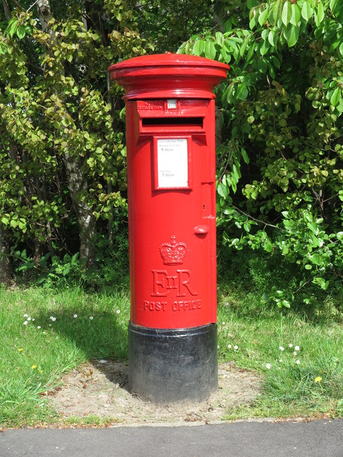 Letter Box, Newsteads Drive/Chathill Close, West Monkseaton