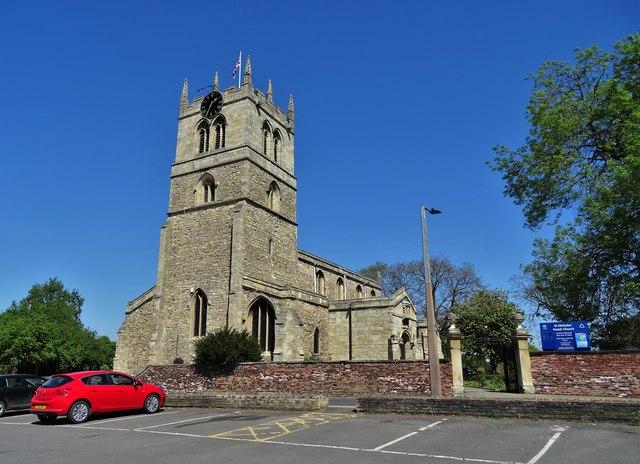 St Nicholas's Parish Church, Thorne