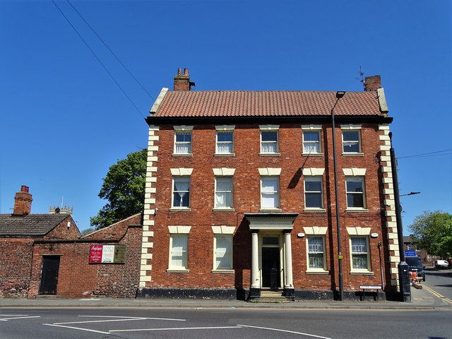 Number 1, Silver Street, Thorne