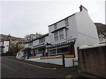 SH7782 : Fish Tram Chips, Old Road, Llandudno by Stephen Armstrong