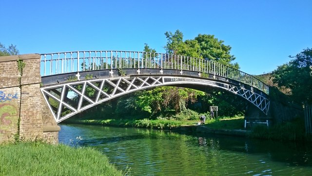 Gallows Bridge by Mark Percy