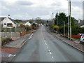 NS9144 : A743, Lanark Road, near to Ravenstruther by David Dixon