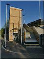 SE2635 : Headingley station - passenger lift by Stephen Craven