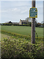 J6068 : Religious message near Ballywalter by Rossographer