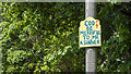 J5668 : Religious message near Greyabbey by Rossographer