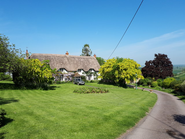 Home Farm, Hinton Parva