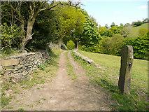 SE1226 : Bird Holme Lane, Northowram by Humphrey Bolton