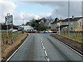 NS9245 : A743, Ravenstruther by David Dixon