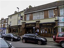 TQ0202 : The George Inn on Surrey Street by Steve Daniels