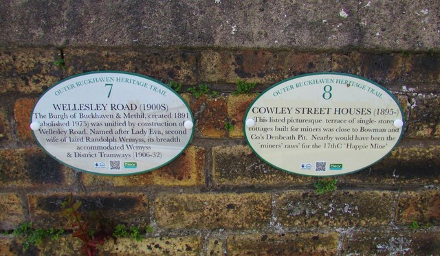 Heritage Trail plaques