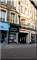 ST3188 : Brook Street in Newport city centre by Jaggery