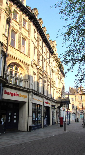 Bargain Buys in Newport city centre by Jaggery