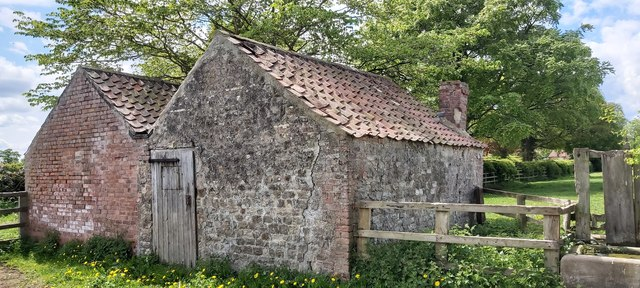 Pumphouse on Theakston Hargill