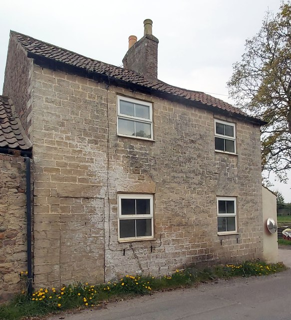 Old cottage attached to Grange Farm
