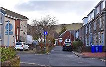 NS2059 : Frazer Street, Largs, North Ayrshire by Mark S