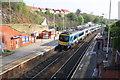 SE2728 : TransPennine Express train departing Morley Station for Leeds by Roger Templeman