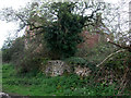 SU0788 : Derelict farmhouse, Parkgate Farm by Vieve Forward