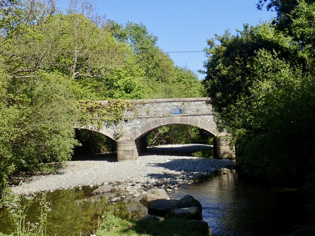 New Bridge from Tipperary Lane, Newcastle