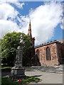 SJ4692 : Prescot War Memorial by Sue Adair