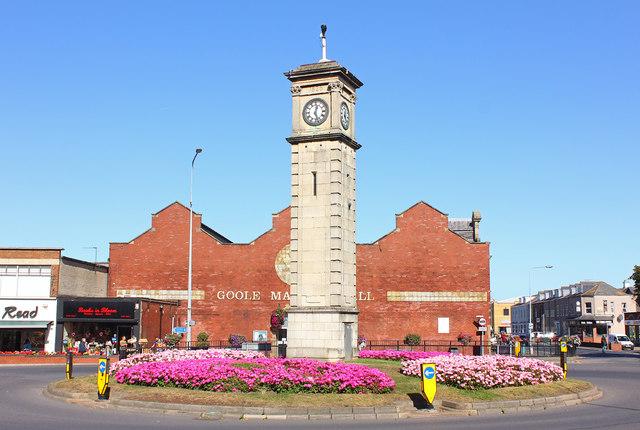 Goole Clock Tower