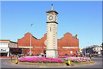 SE7423 : Goole Clock Tower by Wayland Smith