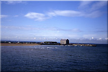 NT4999 : View towards The Granary, Elie Harbour by Colin Park