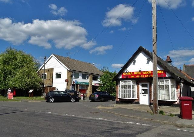 Village centre - Scawby