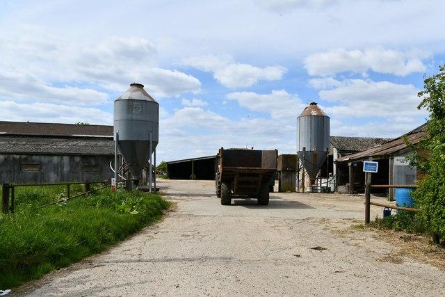 Ashfield Green: Blue House Farm