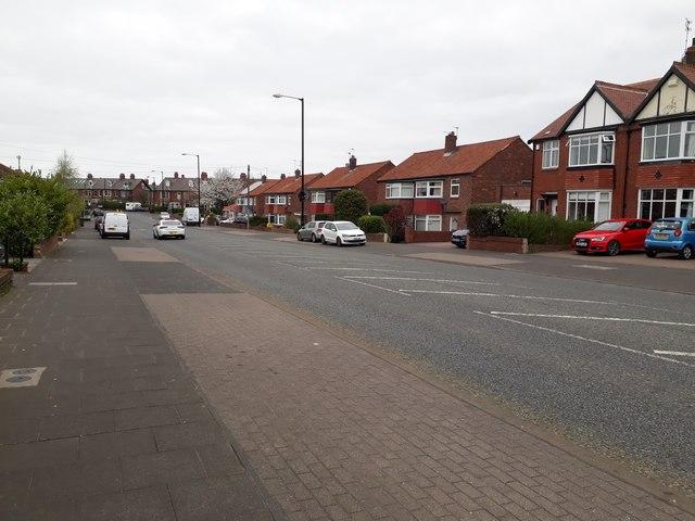 Church Avenue, Gosforth, Newcastle upon Tyne