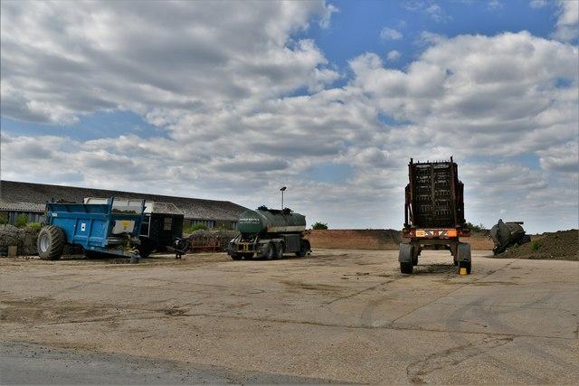 Tannington: Agricultural equipment