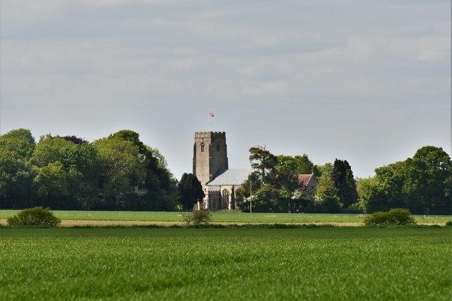 Tannington, St. Ethelbert's Church