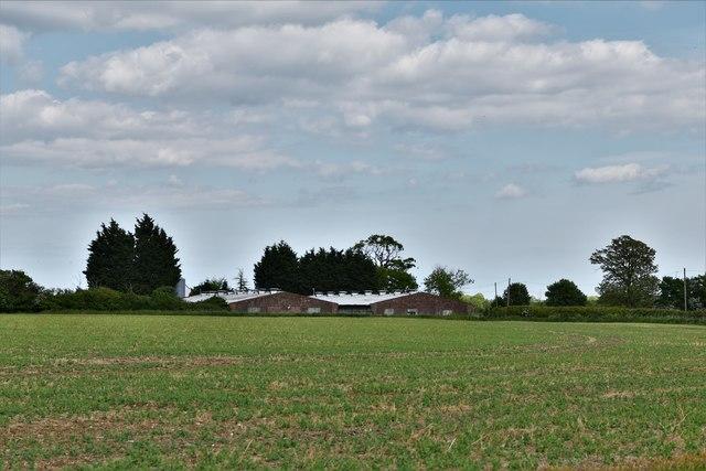 Worlingworth: Chandos Farm