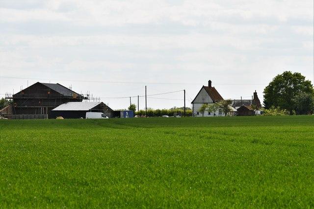 Tannington, Moss Farm