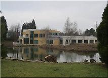 TL4661 : Cambridge Science Park by Hugh Venables