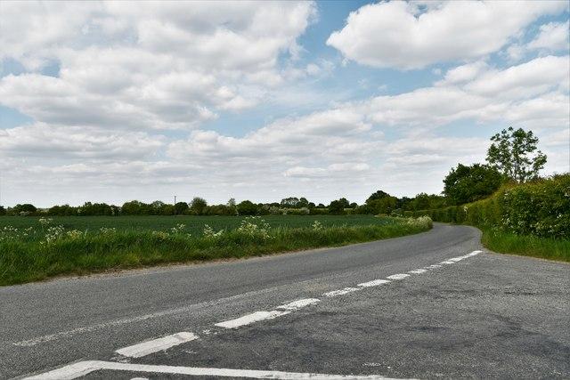 Southolt: Park Road crossroads