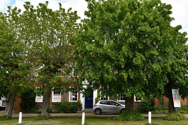 Eye: Fine detached house in Lambseth Street