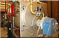 SD7009 : Bolton Steam Museum - boiler house by Chris Allen