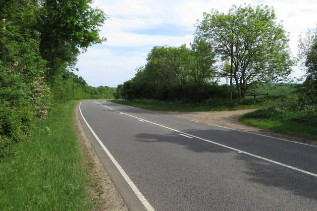 A428 heading for Bedford