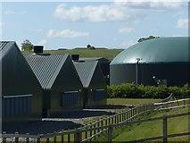 SK6636 : Modern development at Stragglethorpe by Alan Murray-Rust