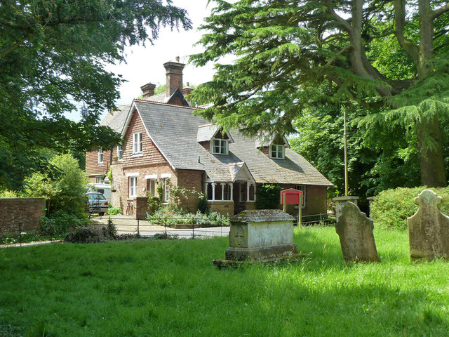 Former Vicarage, Shepherdswell