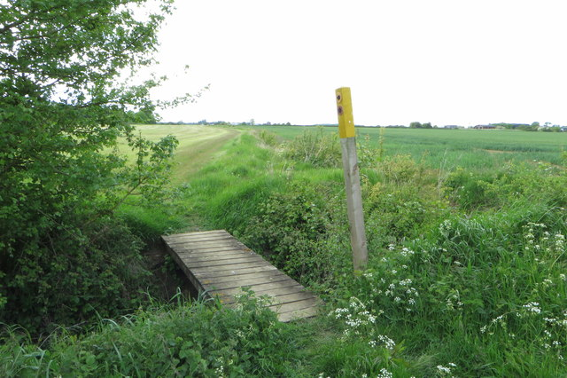 Footpath  to Backnoe End