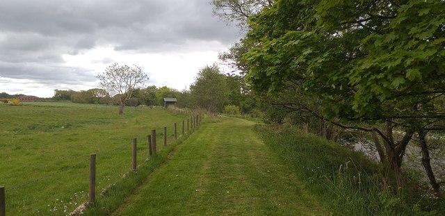 Dalswinton Circular Walk