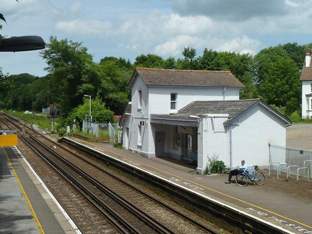 Shepherdswell station